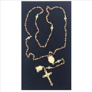Divine Mercy Rosary Made in Italy Religious Gift